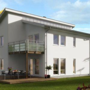 Проект дома г-262