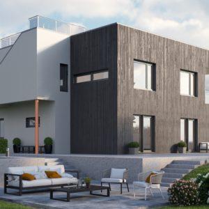 проект дома г-33