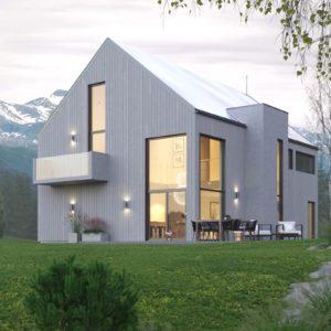 Проект дома г-9