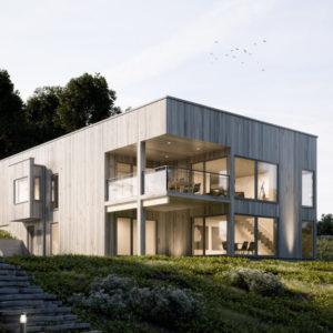 Проект дома г-293
