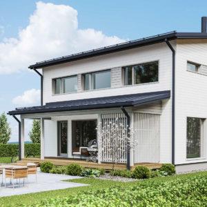 Проект дома г-106