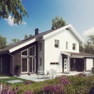 Проект дома г-268