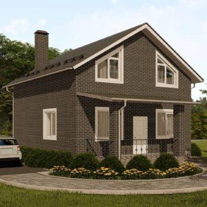 Проект дома s-95