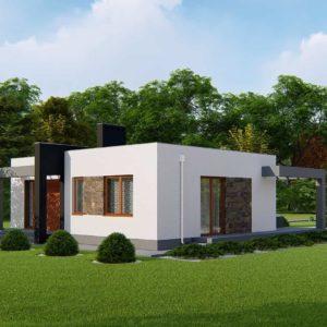 проект дома s-89
