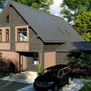 Проект дома S-11
