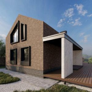 Проект дома s-2