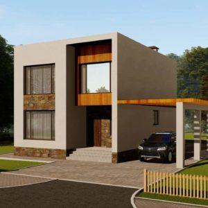 Проект дома s-29