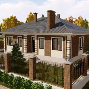 Проект дома s-30