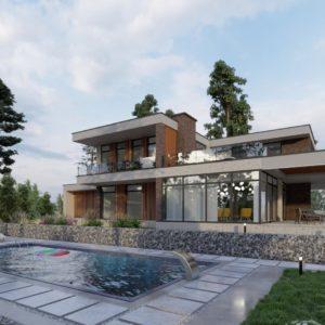 Проект дома S-5