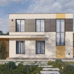 Проект дома s-3