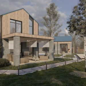 Проект дома S-4
