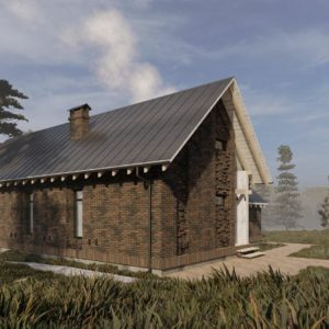 Проект дома s-16