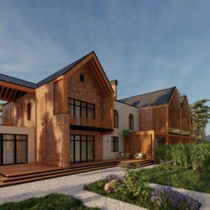 Проект дома s-19