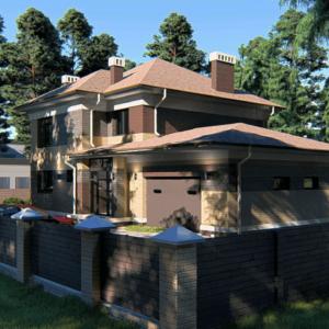 Проект дома S-9