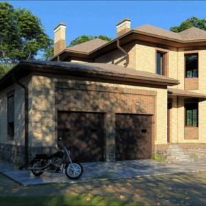 Проект дома s-22